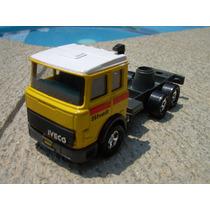 Tracto Camion Iveco De Matchbox King Size Vv4