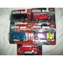 Gcg Lote 5 Autos Camiones Maisto Escala 1/64 Formula 1 Css