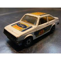 Matchbox Lesney - Ford Escort Rs2000 De 1978 M.i. England