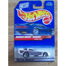 Hotwheels ****** Funny Car Sugar Rush 1998 ****** Hot Wheels