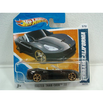 Hot Wheels Ferrari California Spider Negro Tc 145/244 2011