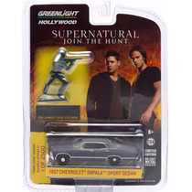 Supernatural Swan Song 1:64 Greenlight Sdcc 2015 Comic Con