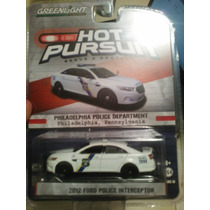 Greenlight Coleccion Hot Pursuit 12 Ford Police Interceptor