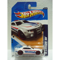 Hot Wheels Patrulla