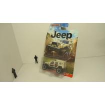 Matchbox Jeep Series Wrangler Superlift Beige ...