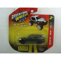 Adventure Wheels Camioneta Gris 2009 Bmw X3 1:64