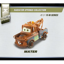 Mate Radiador Springs 1/15 Cars Disney Pixar 1:55 Nuevo