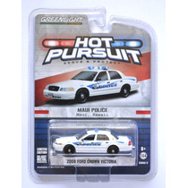 2008 Ford Crown Victoria Maui Hawaii Hot Pursuit Patrulla
