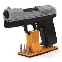Pistola Armable Ausini Mp-45/ Juguete