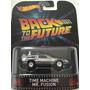 Hot Wheels Back To The Future Time Machine Mr. Fusión Retro