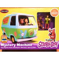 Mystery Machine Scooby Doo Armar Snap Polarlights 1/25