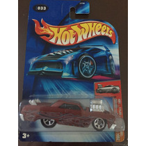 Hot Wheels Tooned Chevy Impala 1964 (2004 First Editions)
