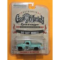 1964 Dodge D-100 Sweptline - Gas Monkey Garage