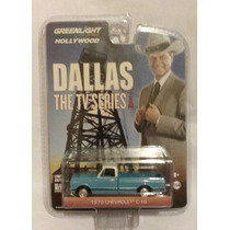 1970 Chevrolet C10 Dallas Tv Series Greenlight