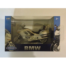 Motocicleta Bmw Escala 1:18 Welly