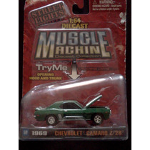 Chevrolet Camaro Z/28 1969 Gm Muscle Machine Street Lights