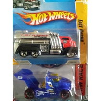 Super Camiones De Hot Wheels, Esc. 1:64.