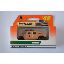 Hummer Militar Matchbox