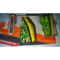 Matchbox First Edit. Amphi Flyer Vehículo Anfibio Lyly Toys