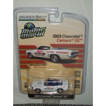 Greenlight 1969 Chevrolet Camaro Ss Daytona Speedway Pace