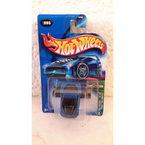 Hot Wheels 2004 First Editions, Fatbax Corvette(245)