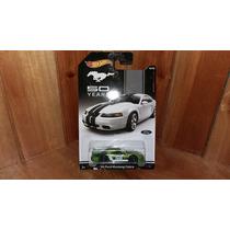 Hot Wheels Ford Mustang Cobra 03 Serie 50 Años 05/08 1/64