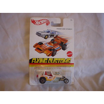 Hot Wheels 2013 Flying Customs # X8191 Custom