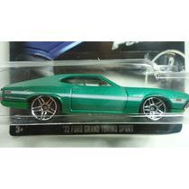 Hotwheels Fast & Furious Grand Torino Ganalo...