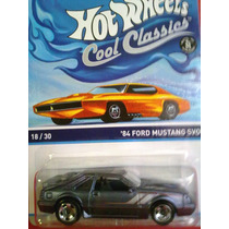 Ford Mustang 84 Hot Wheels Cool Classics 2014