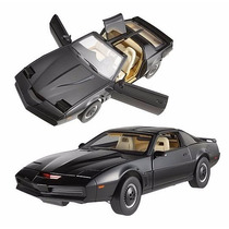 Hot Wheels Kitt 1/18 Auto Increible Pontiac Trans Am K.i.t.t
