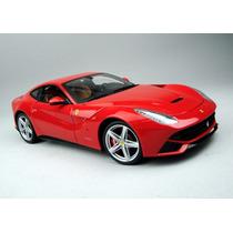 Ferrari F12 Berlinetta Hot Wheels Elite Escala 1:18 !!!!
