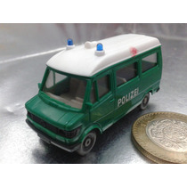 Wiking - Mercedes Benz Policia M.i. Germany Berlin