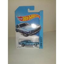 Hotwheels 67 Custom Mustang