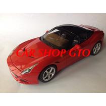 Ferrari California T Marca Maisto Escala 1:18