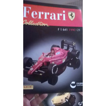 Ferrari Collection Panini 21 F1 641 1990 Alain Prost
