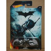 Hot Wheels 2015 Bat Pod The Dark Knight 4/6 Batman