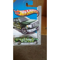 Hotwheels 2009 Ford F-150 2012