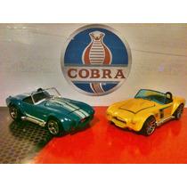 1965 Shelby Cobra 427 Sc Hot Wheels Sueltos