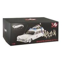 Hot Wheels Ghostbuster 30 Aniversario Elite 1 18 Env Gra