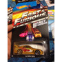 Hotwheels Rápido Y Furioso Toyota Supra