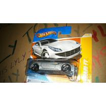 Hot Wheels Premiere 2011 Ferrari Ff Gris Maltratad Lyly Toys