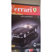 Ferrari Collection Panini 25 250 California 1957