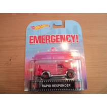 Hot Wheels Retro 2015 Emergency Rapid Responder