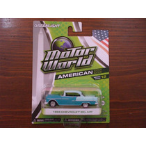 Greenlight Motor World Series 12 1955 Chevrolet Belair