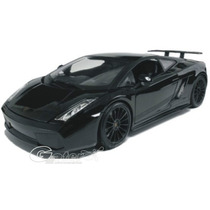 Maisto 1/18 Lamborghini Gallardo Superleggera / No Burago