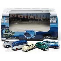 Car Wash Vw Diorama Samba Panel Beetle Bus Volkswagen