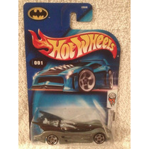 Hot Wheels 2004 - #1 Zamac* - Batmobile - Batimovil