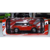 1:24 Mini Cooper 2007 Rojo New Ray C Caja