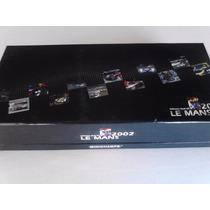 Minichamps 1/43 Infineon Audi R8 2002 Le Mans