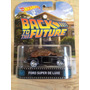 Hot Wheels Serie Retro - Back To The Future Ford De Luxe